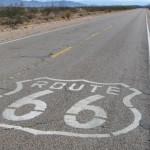 Route 66 Roadsign