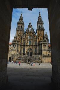 Santiago de Compostela Jakobsweg