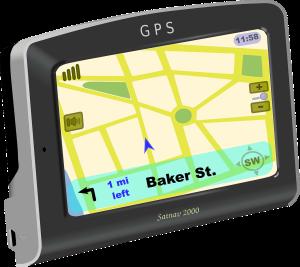 Navigationsgeräte ersetzen immer häufiger die manuelle Routenplanung