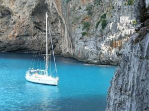 Auch auf einem Segelboot kann man wunderschöne Urlaube verbringen