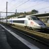 TGV Zug Frankreich
