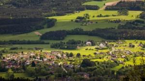 Das wunderschöne Böhmen in Tschechien