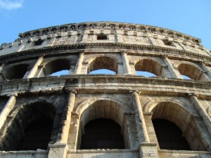 Das antike römische Kolosseum
