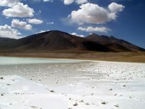 Die Atacama Wüste in Südamerika