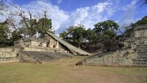 Die Maya-Ruinen von Copan