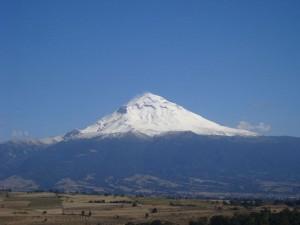 Der Popocatepetldesdecuijingo Vulkan
